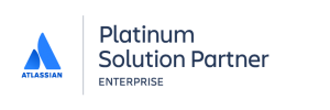Platinum Solution Partner Enterprise clear