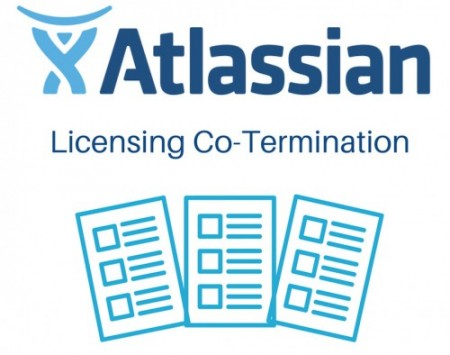 Atlassian Licensing Co-Termination