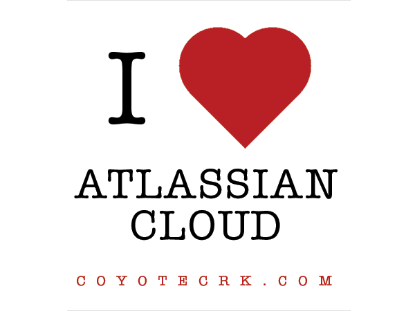 I Heart Atlassian Cloud