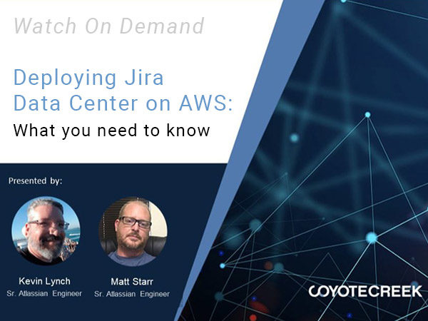 WOD - Jira DC on AWS