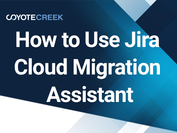 How to Use Jira Cloud Migration Assistant