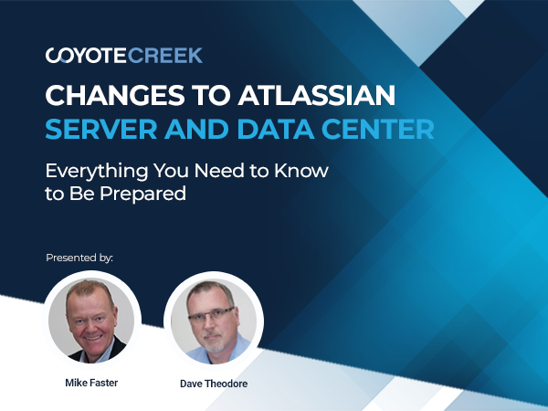 Changes to Atlassian Server and Data Center